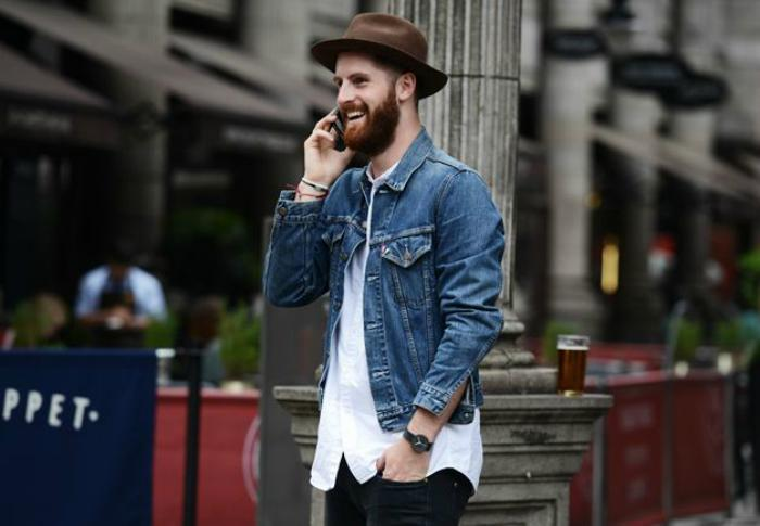 mens-denim-jacket-street-style-